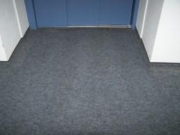 Nach-Teppichreinigung