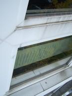 Fenster nach Grundreinigung
